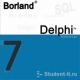 Программа для определения связности неориентированного графа (Delphi)